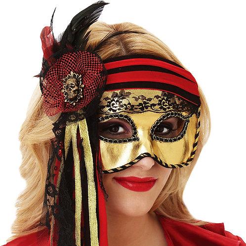Pirate Masquerade Mask