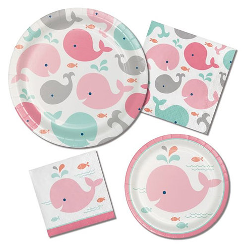 Lil' Spout Girl Tableware Kit