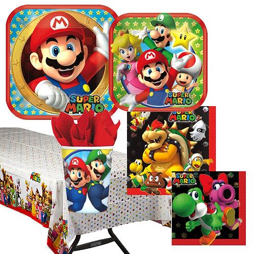 Super Mario Bros. Tableware Kit