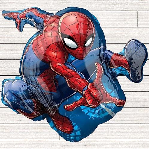 """29"""" Spiderman Mylar Balloon"""