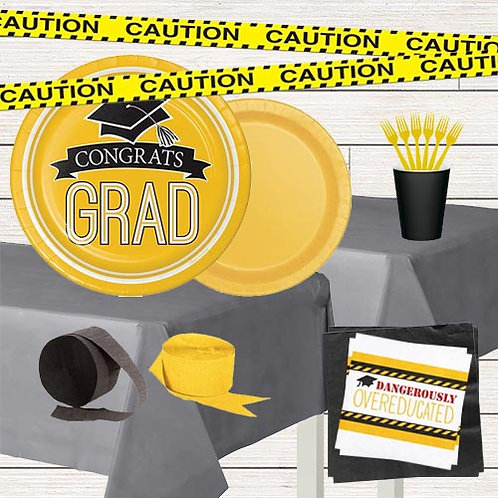 Quarantine Grad Tableware Kit