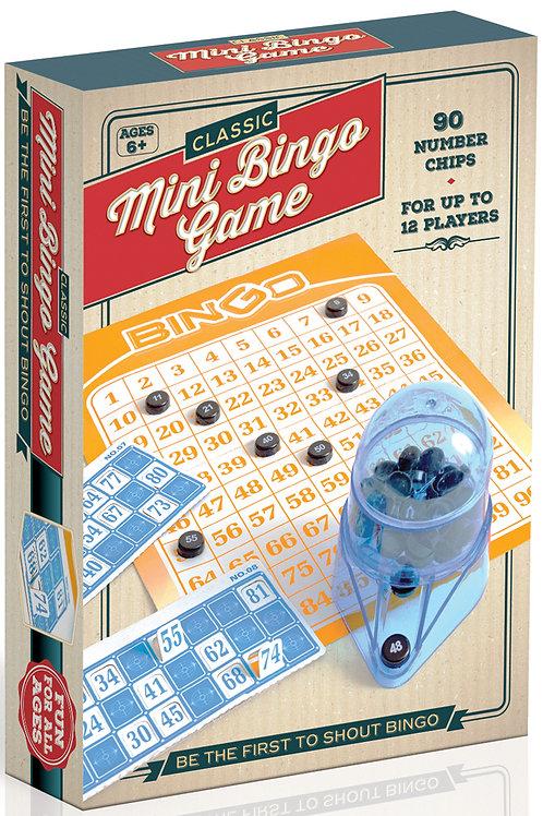 Mini Bingo Game