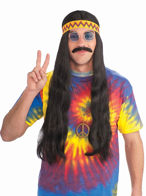 Woodstock Wig & Headband