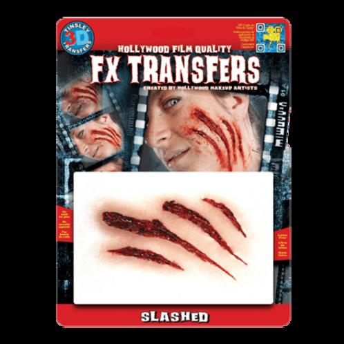 Slashed 3D FX Transfer