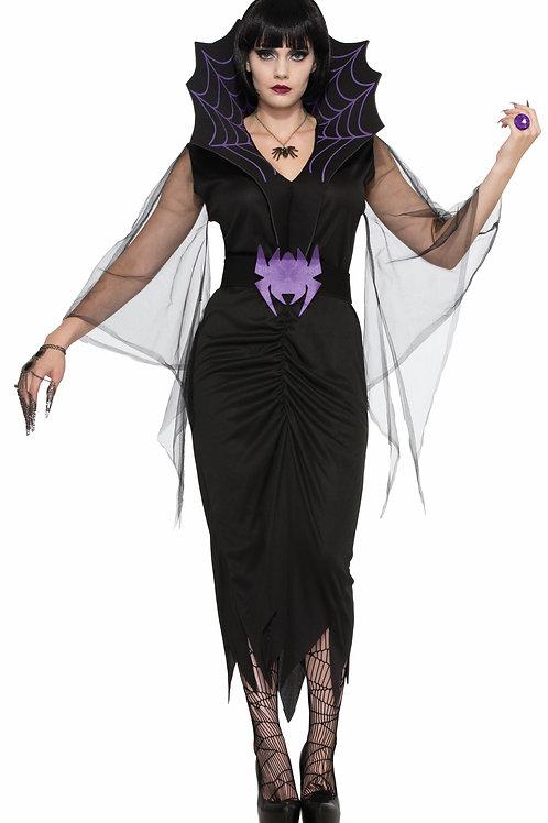 Spider Lady Women's Plus Costume