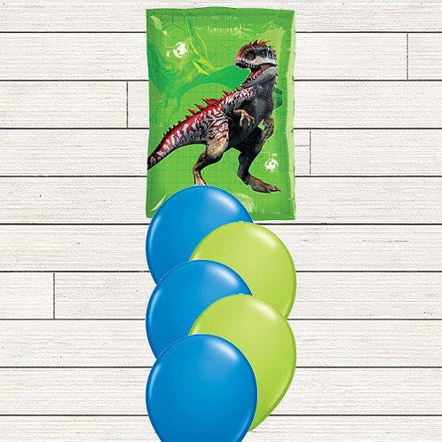 Jurassic World Balloon Bouquet