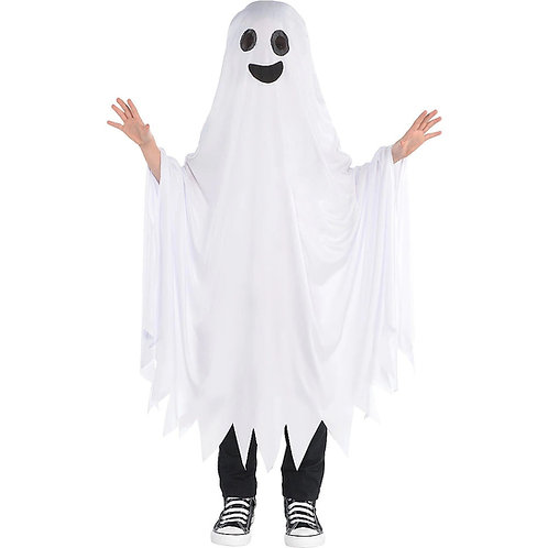 Spooky Ghost Child's Costume