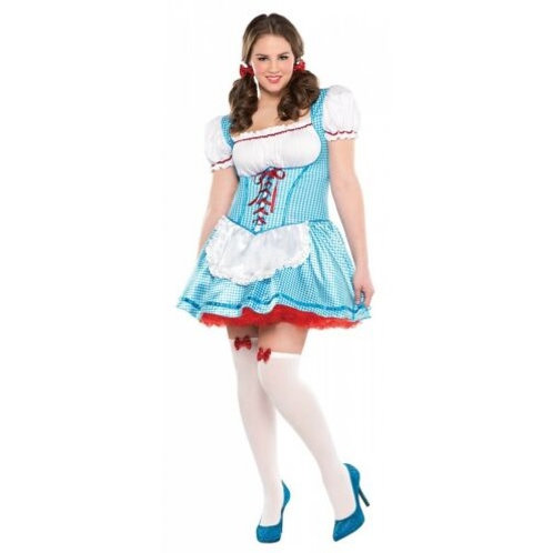 Kansas Cutie Women's Plus Costume