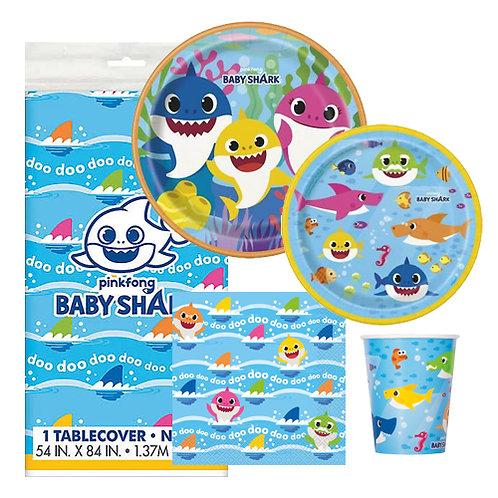 Baby Shark Tableware Kit