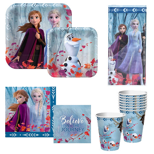 Frozen 2 Tableware Kit