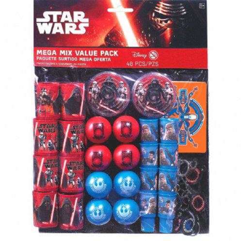Star Wars Mega Mix Favor Pack