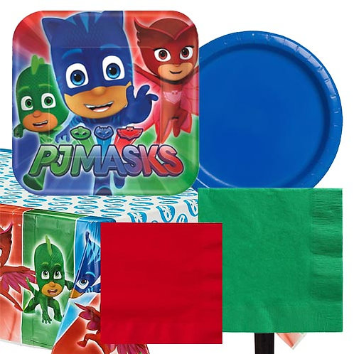 PJ Masks Tableware Kit