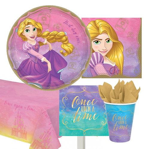 Rapunzel Disney Princess Tableware Kit