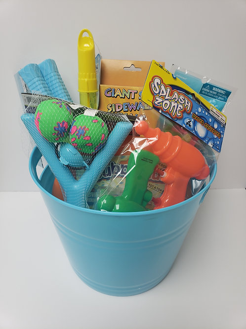 Summer Fun Easter Basket