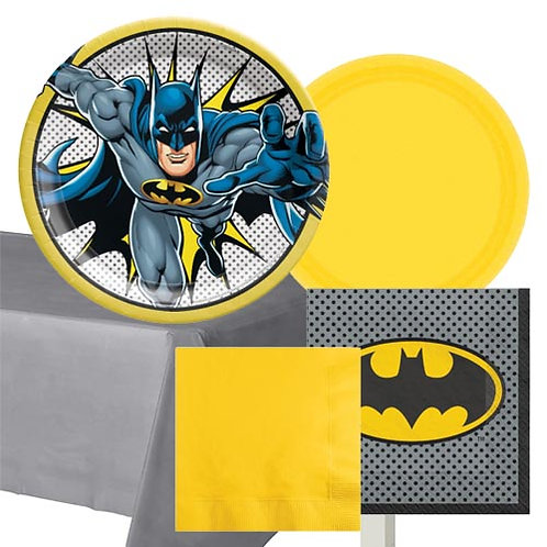 Batman Tableware Kit