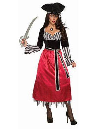Matey Merlot Women's Pirate Costume