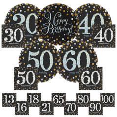 Sparkling Celebration Milestone Party