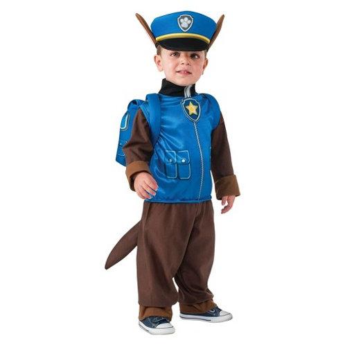 Paw Patrol Chase Boy's Costume