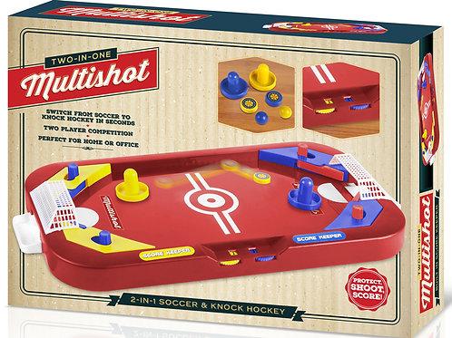 2-In-1 Multishot Game