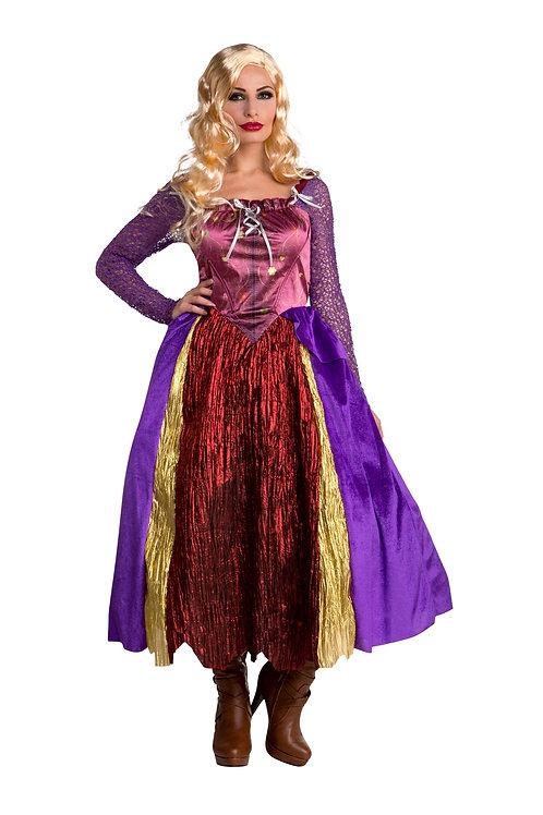 Silly Salem Sister Women's Costume