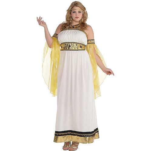 Divine Goddess Women's Plus Costume