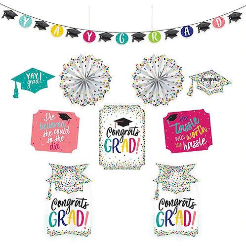 Yay Grad Room Decorating Kit