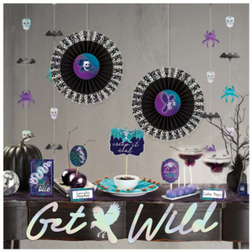 Get Wild Bar Decorating Kit
