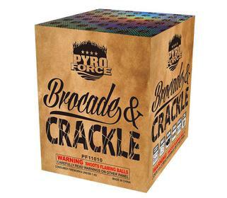 Brocade and Crackle