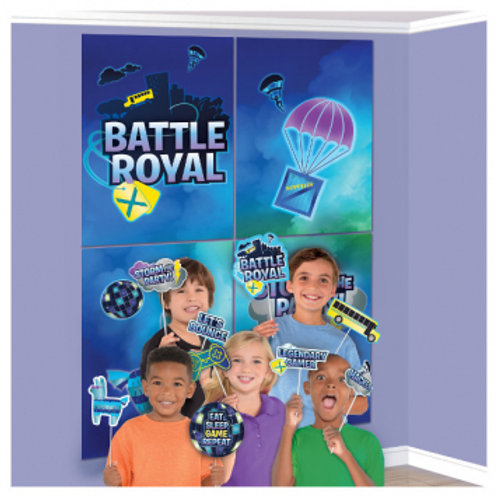 Battle Royal Photo Booth Kit