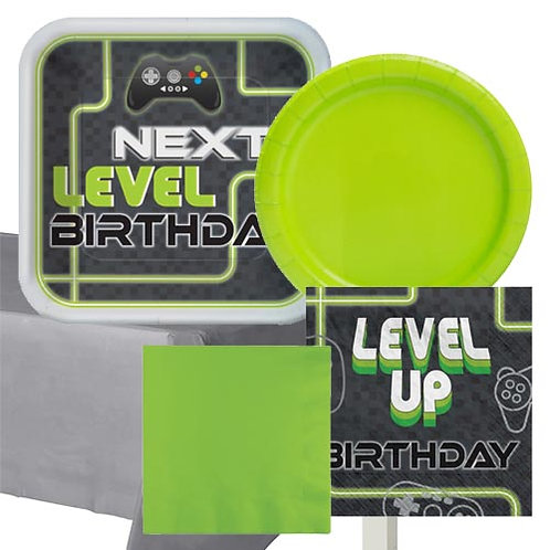 Level Up Tableware Kit