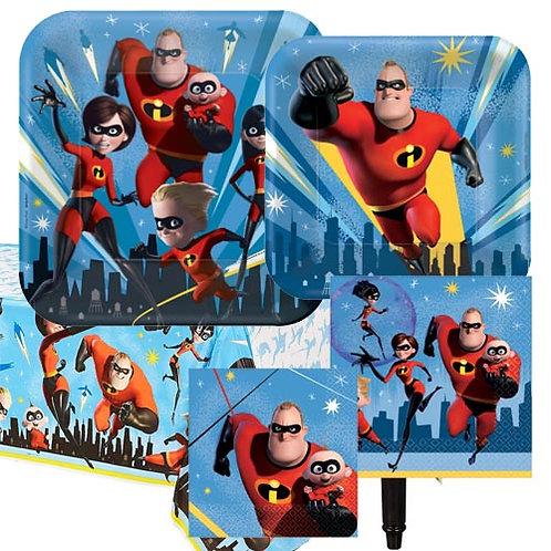 Incredibles 2 Tableware Kit