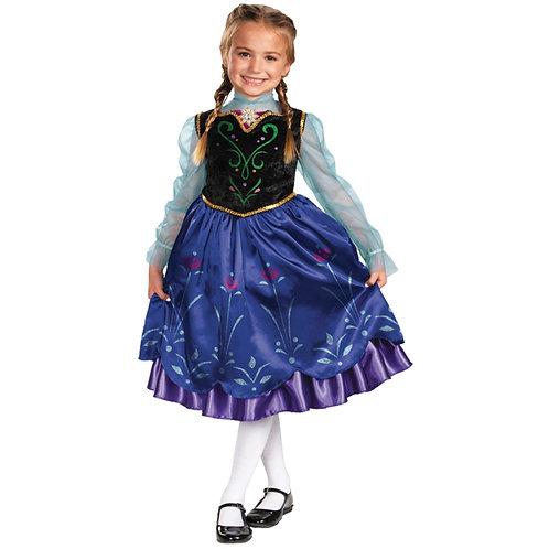 Anna Frozen Girl's Costume