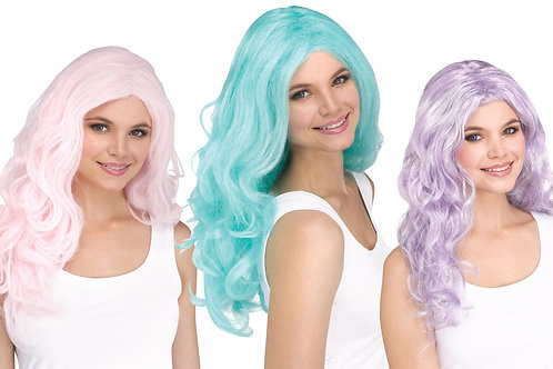 Sorbet Wig - Assorted Colors