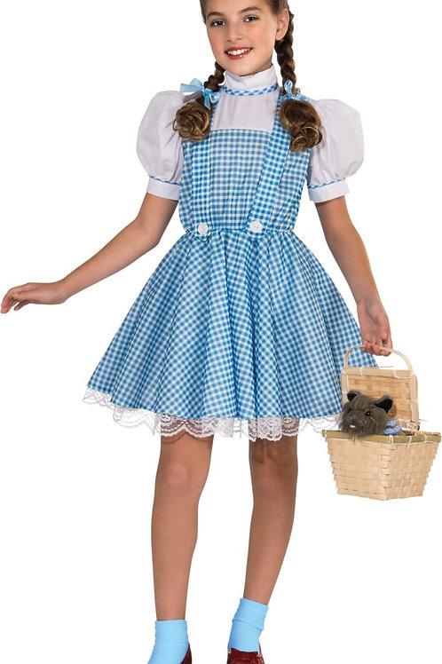 Wizard of Oz Dorothy Girl's Costume