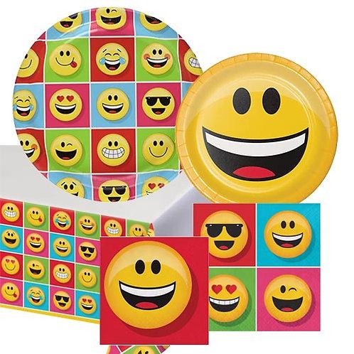 Emoji Tableware Kit