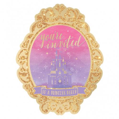 Disney Princess Premium Invitations