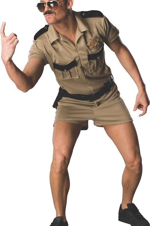 Reno 911 Lt. Dangle Men's Costume