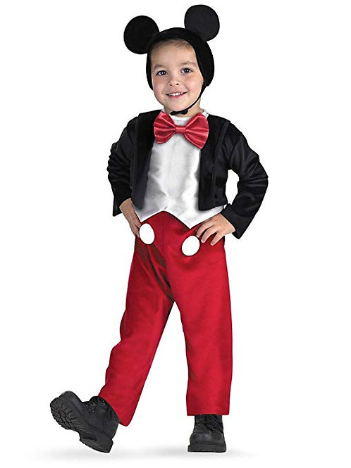 Mickey Mouse Boy's Costume