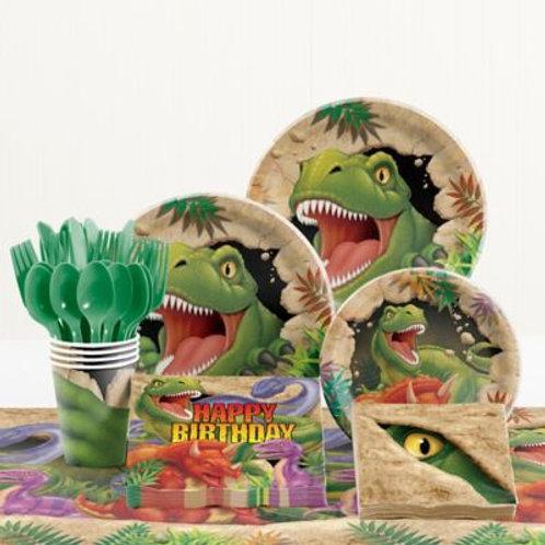 Dinosaur Tableware Kit