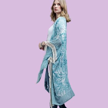 Peacekeeper Kimono