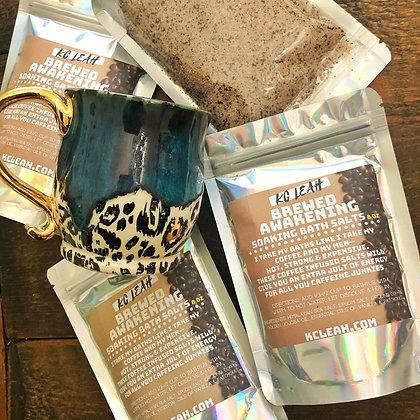 Brewed Awakening Bath Salts