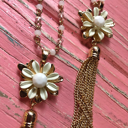Gilded Hippie Necklace