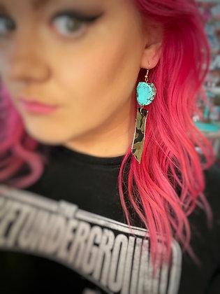 Hidden in Plain Sight camo earrings