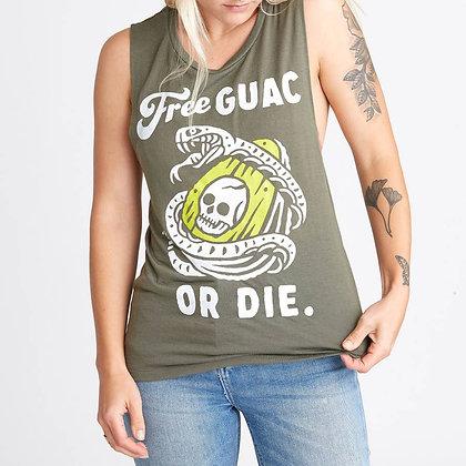 Free Guac or Die Tank