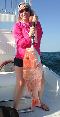 red snapper bay fishing charter trip girls fish too rockport port aransas