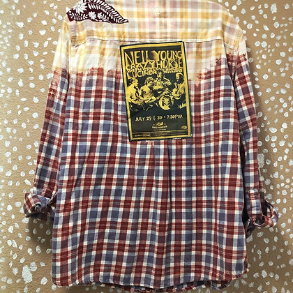 Neil Young Re-Rocked Vintage Flannel (2xl)