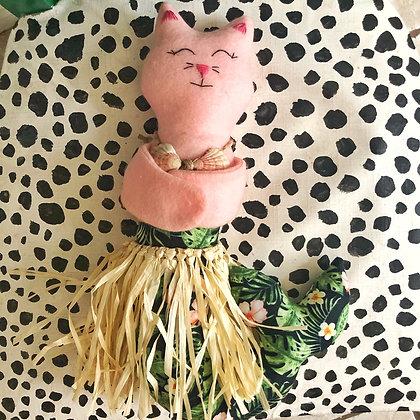 Pinky Meowmaid Kitty Mermaid Doll