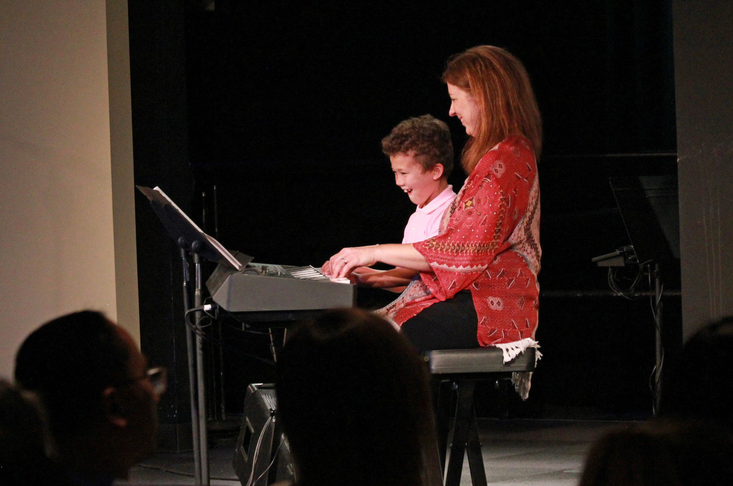 Startsong Studio Piano Lessons recital t