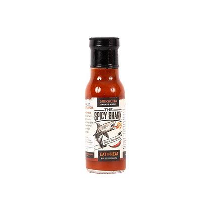 Spicy Shark Smoked Maple Sriracha Sauce