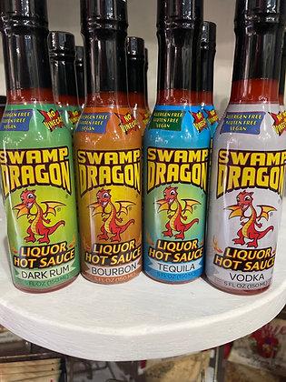 Liquor Hot Sauce